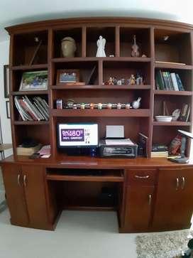 escritorio - biblioteca