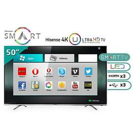 Tv Hisense 4k Smart