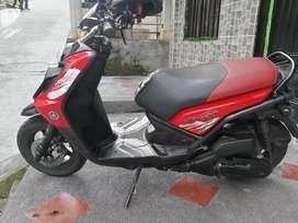 Se vende Bws 125 modelo 2011