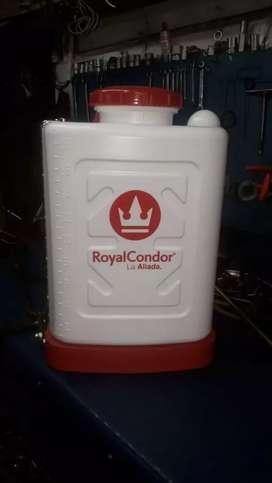 Fumigadora royal condor original