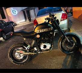 Daytona Scrambler 250cc