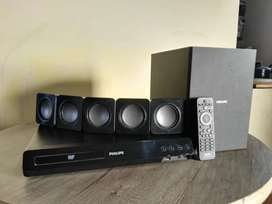 Home Theater Philips 5.1 300w