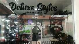 Busco barbero