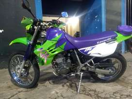 Kawasaki Klr 650c