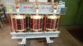 Transformador de 225 Kva con Celda