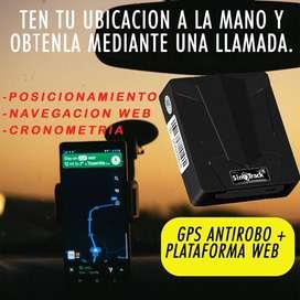 GPS Portátil Recargable Tracker  SINOTRACK ST-905