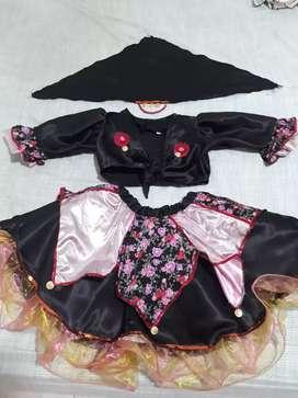 Disfraz de Gitana