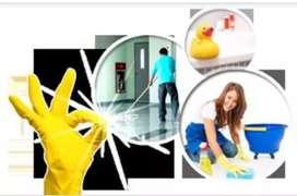 Servicios de aseo y limpieza
