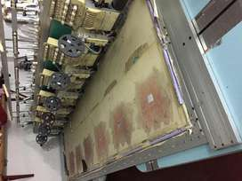 Maquina Bordadora con lentejuela 6 Cabezas 17'000.000