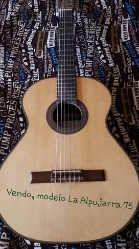 Guitarra Criolla Alpujarra 75 + estuche de regalo