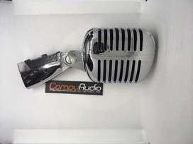 Microfono Estilo Clasico Retro dinamico