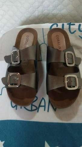 Sandalias divinas talla 35 y medio nuevas