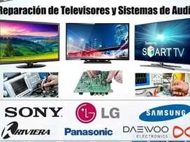 SERVICE TECNICO DE LCD Y AUDIO