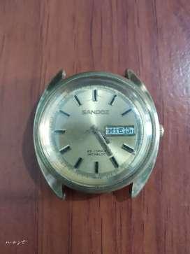 Reloj clásico sandox original año 72