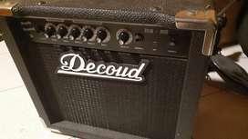 Amplificador de Guitarra Decoud