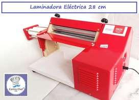 LAMINADORA ELECTRICA 28 CM / garantia 1 año y repuestos