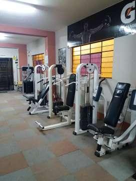 Máquinas para  gimnasio