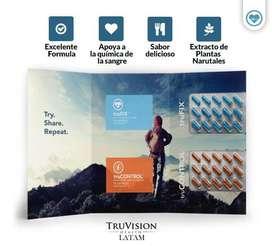 Trucontrol Y Trufix Nutrición Celular