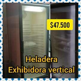 Heladera Exhibidora vertical