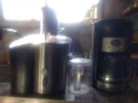 Cafetera y higuera las 2buen estado