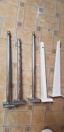 Flautas para ropa
