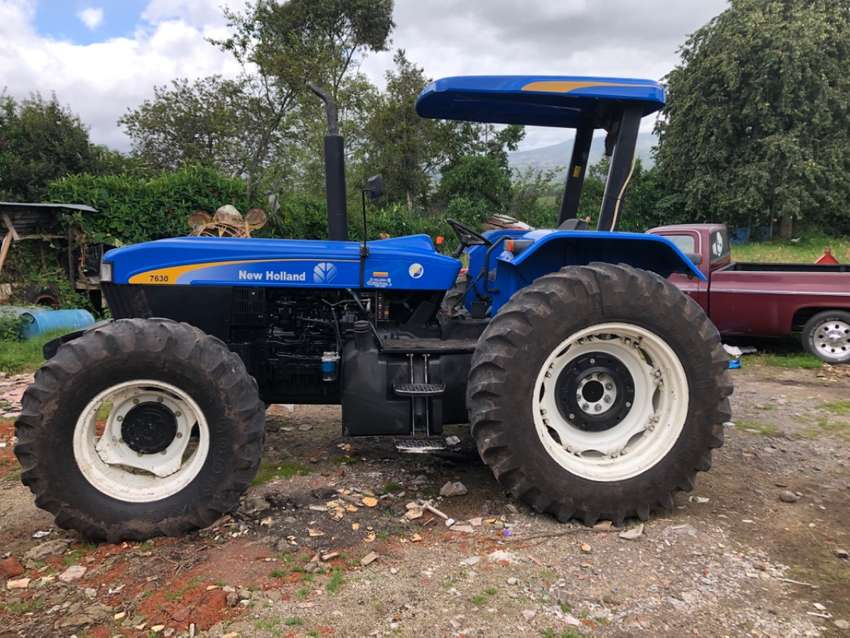 Tractor New Holland 7630, 2900hrs