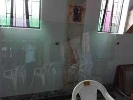 Vidrio de Seguridad  Templado 236 cm x 160 cm