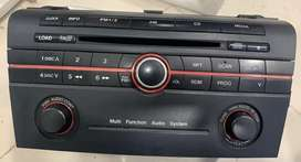Radio Original de mazda 3