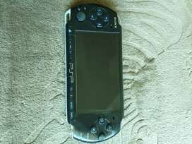PSP SONY color negro