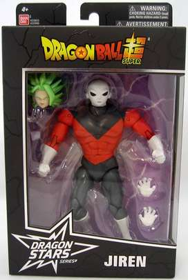 Figura Jiren Dragon Ball Super Dragon Stars Series 5