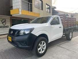 Nissan frontier *Estacas* 4x2 gasolina