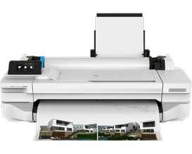 "Plotter HP DesignJet T130 de 24"""