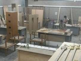 auxiliar de carpinteria