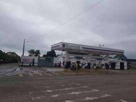 Venta de gasolinera en Mata de Cacao Provincia de los Ríos