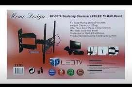 Soporte De Pared Universal Para Televisor De 26 A 50 Pulgadas
