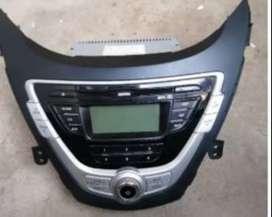 Se vende autorradio para Elantra 2013