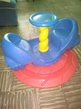 Vendo juego carrusel infantil