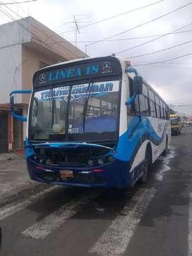 Bus urbano, con o sin puesto linea de futuro