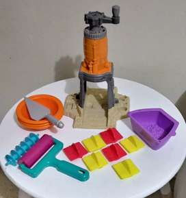 Set Play Doh Constructor