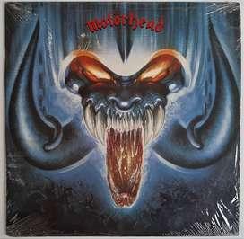 Motörhead Rock'n'roll Vinilo Original 1987 Gwr / Profile