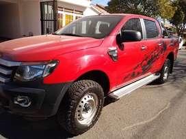 Ford ranger 2015 4x2 diesel