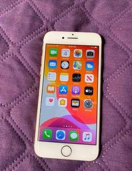 Vendo iphone 7 en pefecto estado