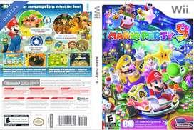 Mario Party 9 para Nintendo Wii y Wii U