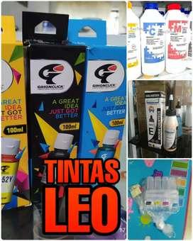TINTAS LEO