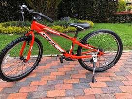 Bicicleta TREK Mt 200 Boy´s 2014 En el mejor estado.