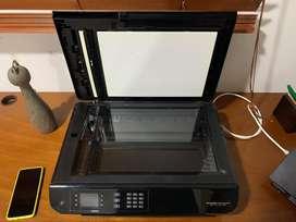 Vendo Impresora Multifuncional HP 4745 WiFi