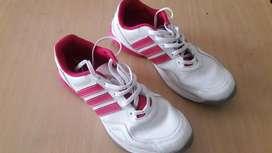 "Zapatillas Adidas Mujer Usada TALLE ""39"""