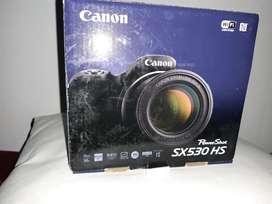 Cámara Canon power shot SX 530 hs
