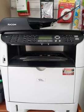 impresora ricoh aficio 3510