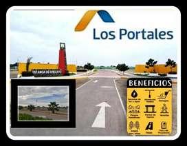 OCASIÓN VENTA DE LOTE EN LA ESTANCIA DE CHICLAYO - LOS PORTALES